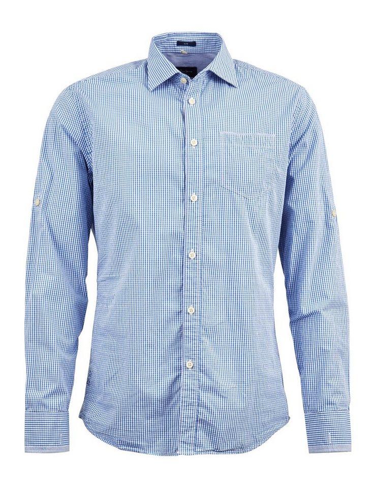 Pepe Jeans Hemd »BRANSWICK« in blau