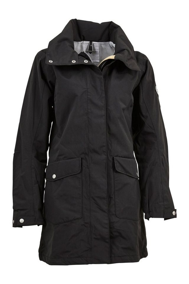 Didriksons1913 Mantel »BEAT WNS PARKA« in BLACK