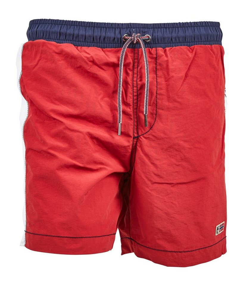 Napapijri Shorts »VENTURE« in rot