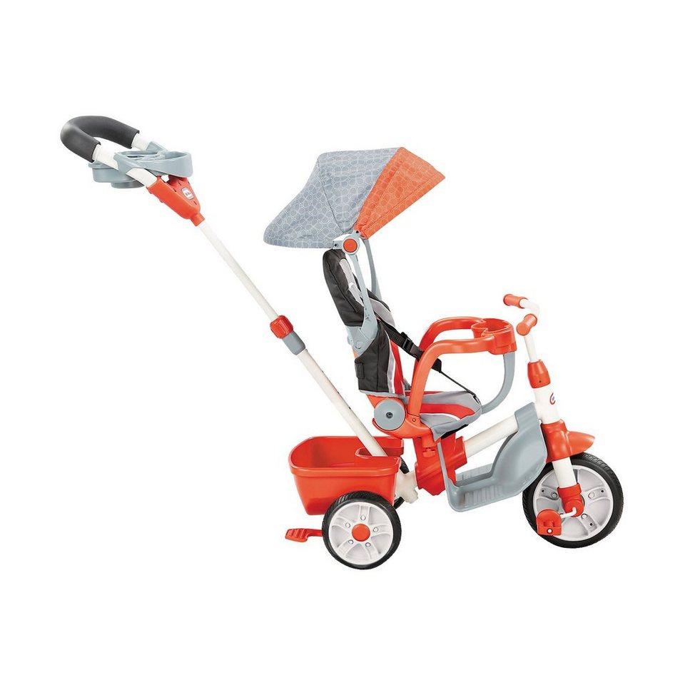 Little Tikes 5-in-1 Trike Komfort Edition in orange