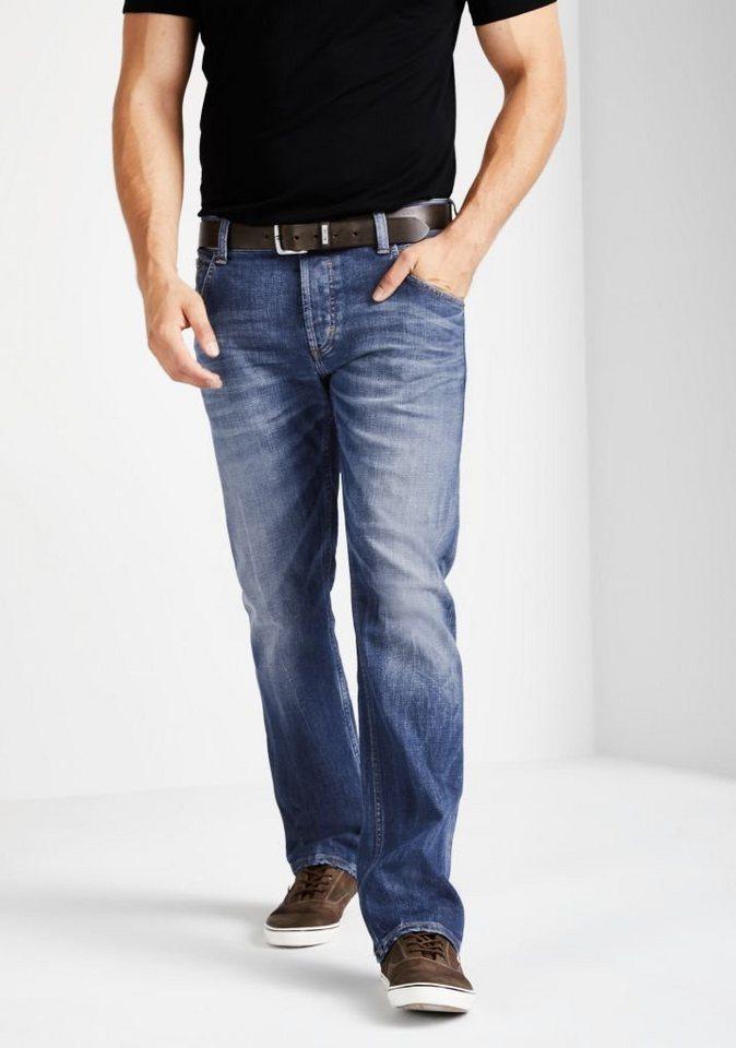 mustang jeans michigan straight aus baumwolle und. Black Bedroom Furniture Sets. Home Design Ideas