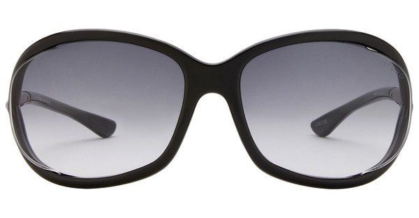 Tom Ford Sonnenbrille FT0008 01B Sonnenbrille Damen 6T5V7