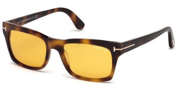 Tom Ford Herren Sonnenbrille » FT0494« in 52E - braun/braun