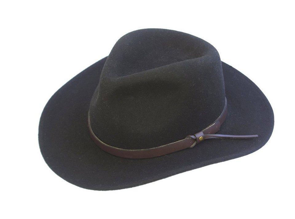 Relags Hut »Crushable Hut« in schwarz