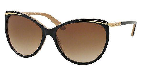 Ralph Damen Sonnenbrille »RA 5150 RA5150« in 109013 - schwarz/braun