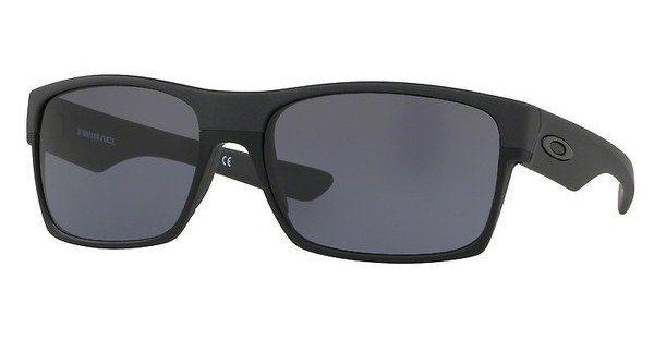 Oakley Herren Sonnenbrille »TWOFACE OO9189«, grau, 918905 - grau/blau