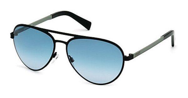 Just Cavalli Herren Sonnenbrille » JC724S« in 05W - schwarz/blau