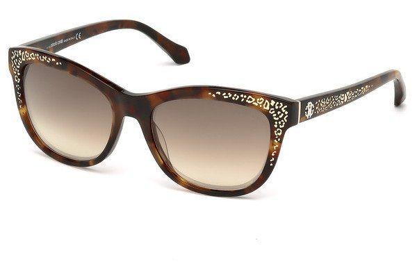 Roberto Cavalli Damen Sonnenbrille » RC991S« in 52G - braun/braun