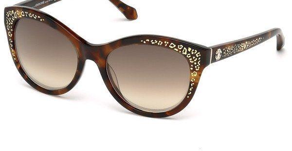 Roberto Cavalli Damen Sonnenbrille » RC992S« in 52G - braun/braun