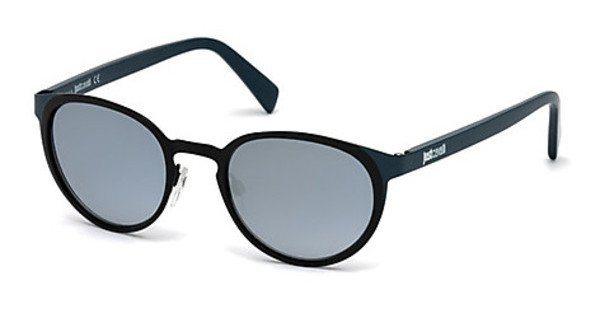 Just Cavalli Sonnenbrille » JC742S« in 05W - schwarz/blau