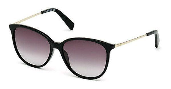 Just Cavalli Damen Sonnenbrille » JC732S« in 01B - schwarz/grau