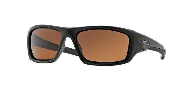 Oakley Herren Sonnenbrille »VALVE OO9236« in 923603 - schwarz/braun