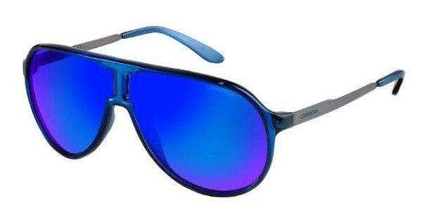 Carrera Herren Sonnenbrille » NEW CHAMPION« in 8FS/Z0 - blau/blau