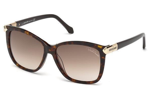 Roberto Cavalli Damen Sonnenbrille » RC902S« in 52F - braun/braun