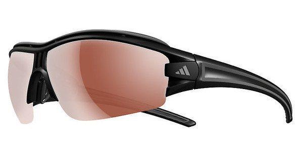 Adidas Performance Sonnenbrille »Evil Eye Halfrim Pro L A167« in 6054 - grau