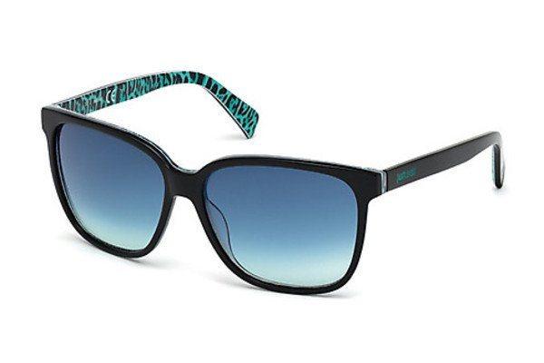 Just Cavalli Sonnenbrille » JC645S« in 05W - schwarz/blau