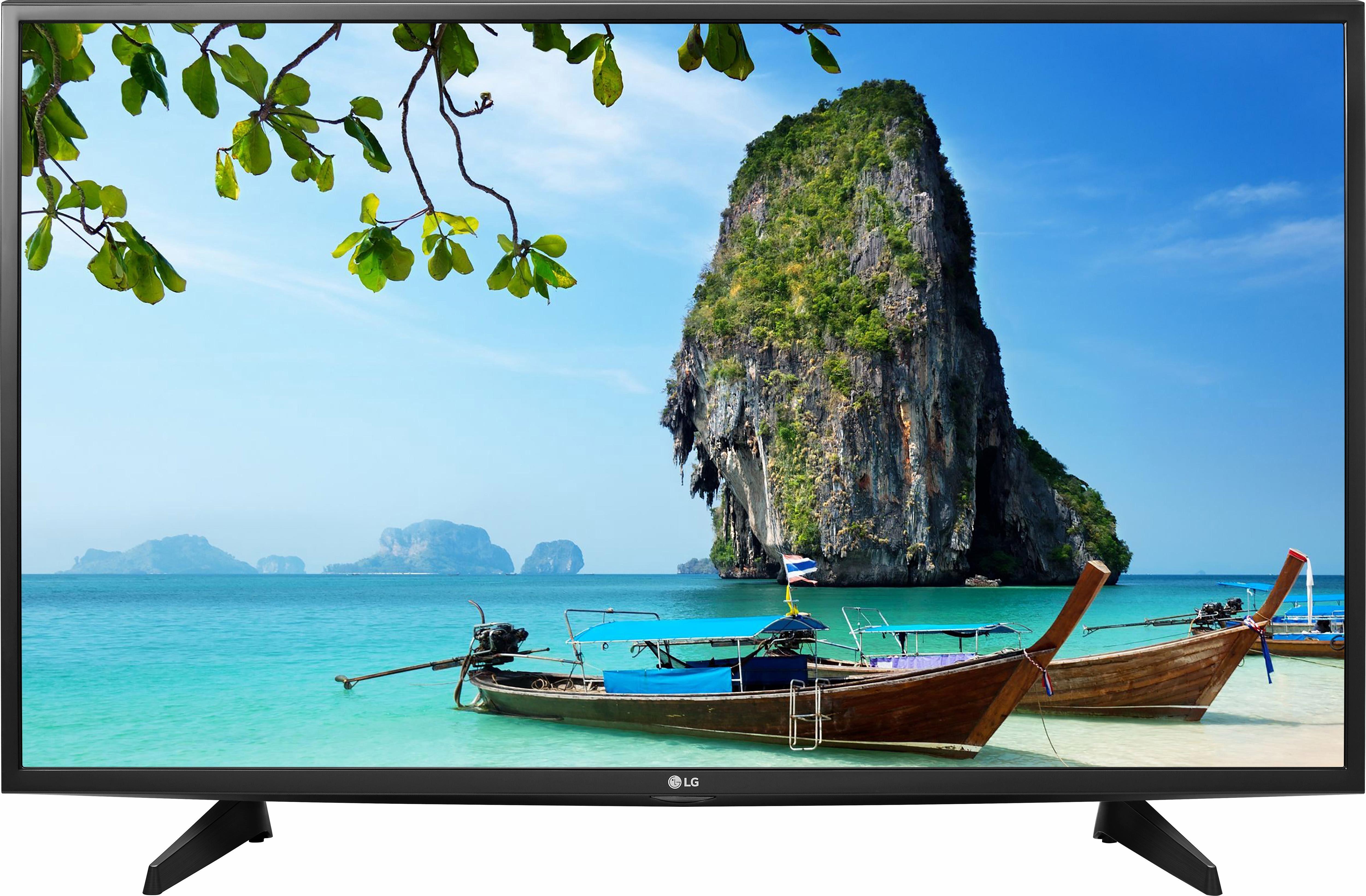 LG 43LH570V, LED Fernseher, 108 cm (43 Zoll), 1080p (Full HD), Smart-TV