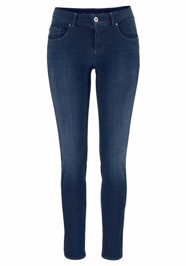 MAC Skinny-fit-Jeans Skinny Pure, Pure 5Pocket Form