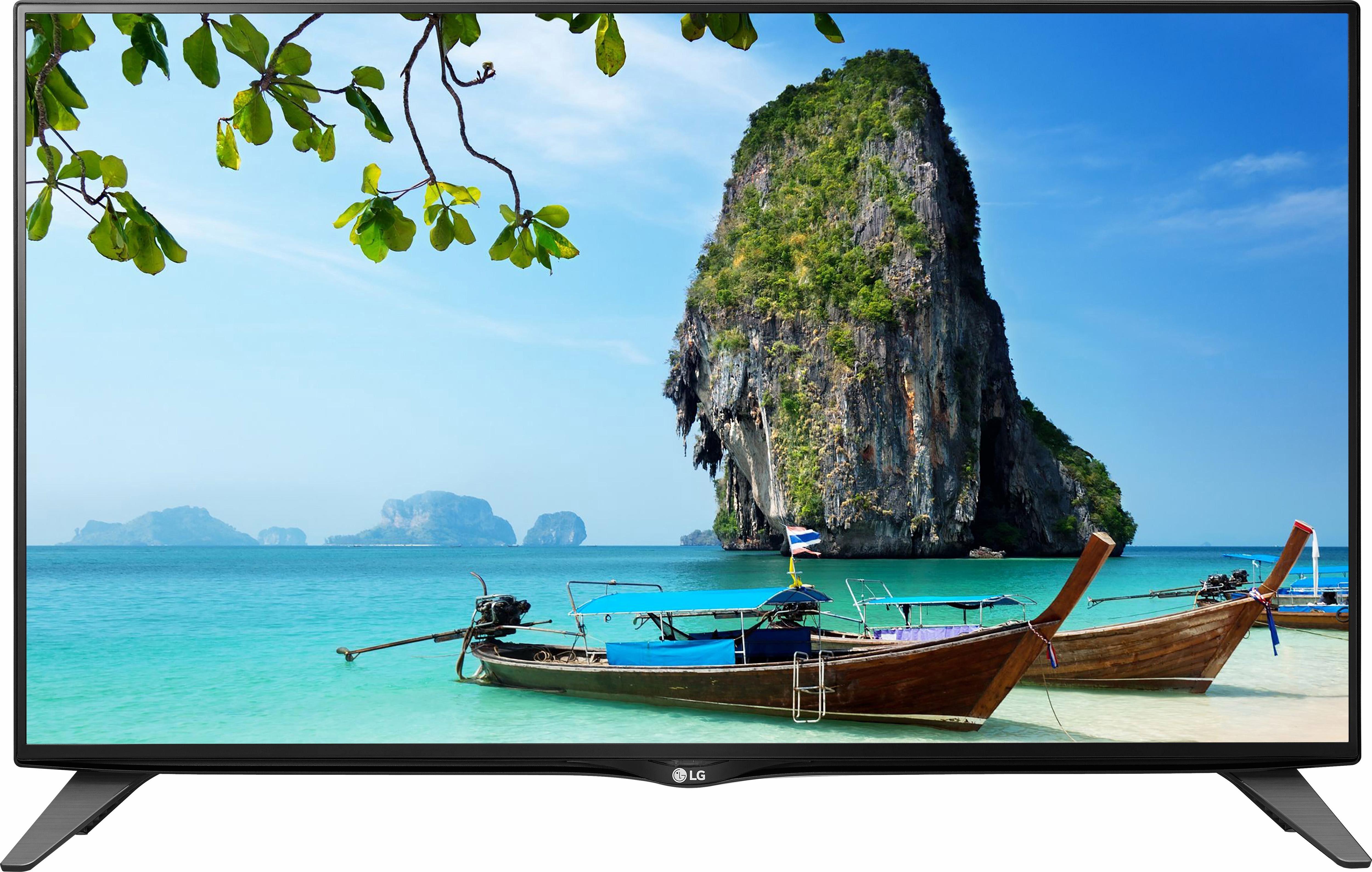 LG 40UH630V, LED Fernseher, 100 cm (40 Zoll), 2160p (4K Ultra HD), Smart-TV