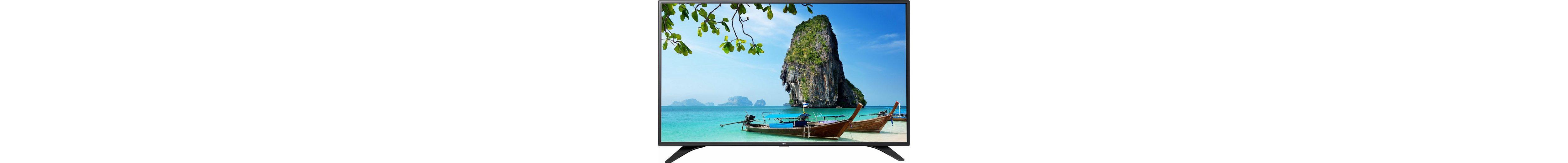 LG 32LH604V, LED Fernseher, 80 cm (32 Zoll), 1080p (Full HD), Smart-TV