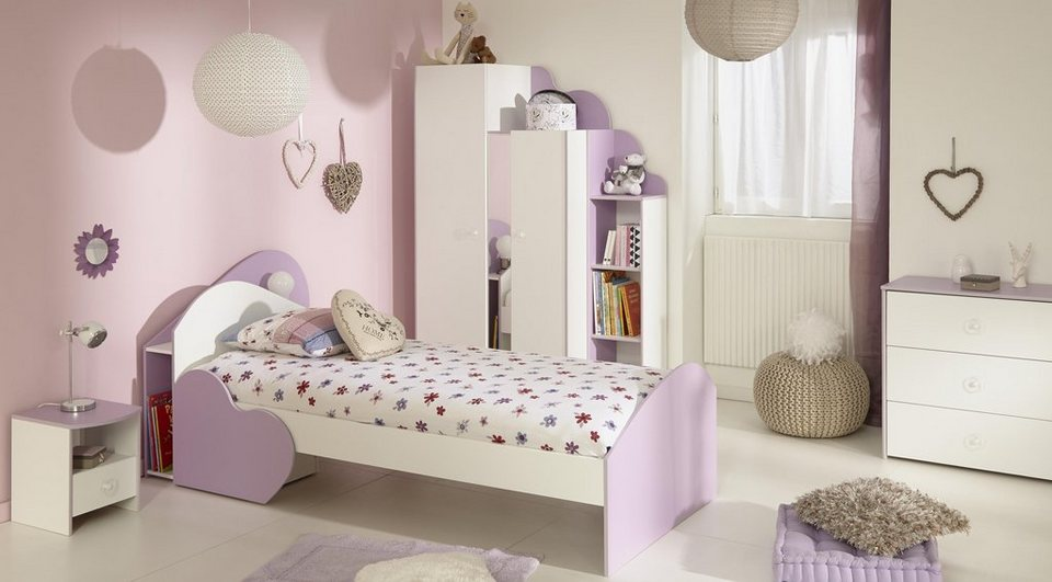 parisot jugendzimmer sparset mila 5 tlg otto. Black Bedroom Furniture Sets. Home Design Ideas