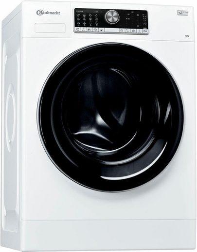 BAUKNECHT Waschmaschine WA Prime 1054 Z, 10 kg, 1400 U/Min