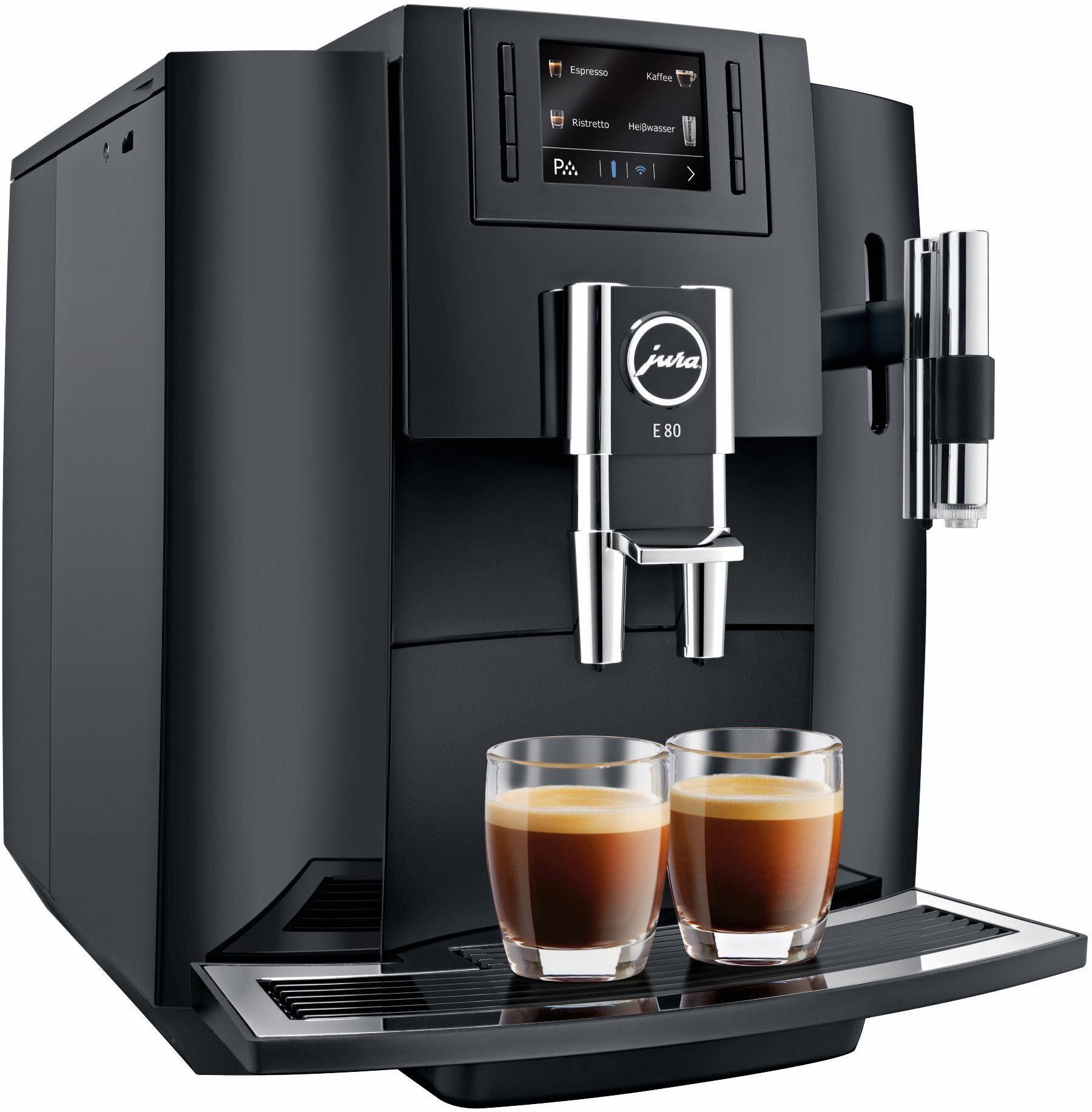 Jura Kaffeevollautomat 15083 E80