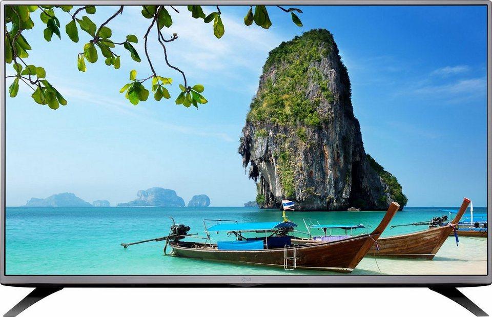 LG 49LH541V, LED Fernseher, 123 cm (49 Zoll), 1080p (Full HD) in silberfarben/schwarz