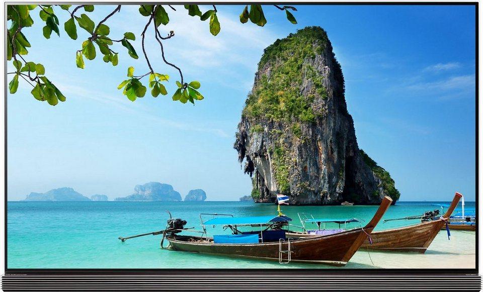 LG OLED 65G6V, OLED Fernseher, 164 cm (65 Zoll), 2160p (4K Ultra HD), Smart-TV in schwarz