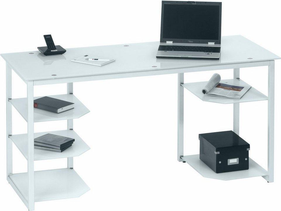 maja m bel schreibtisch 9552 stauraum f r computer und zubeh r online kaufen otto. Black Bedroom Furniture Sets. Home Design Ideas