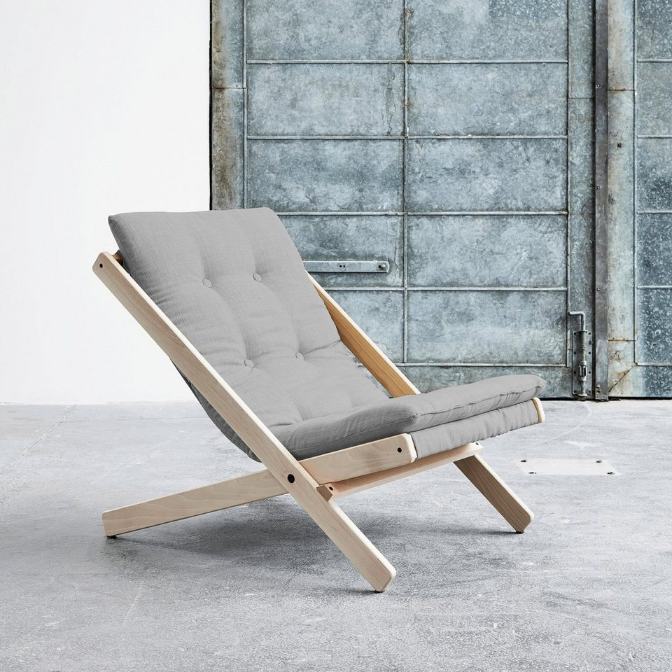 karup lounge stuhl boogie bezugsqualit t 2 otto. Black Bedroom Furniture Sets. Home Design Ideas