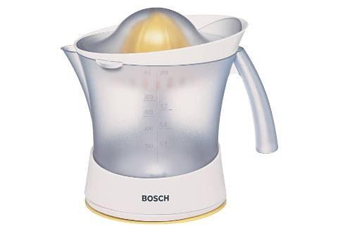 Bosch Zitruspresse »MCP3500«, Universalpresskegel für große und kleine Früchte