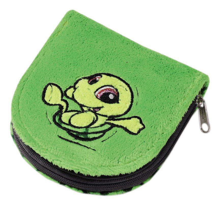 NICI Geldbeutel, »Sweethearts Schildkröte grün« in grün
