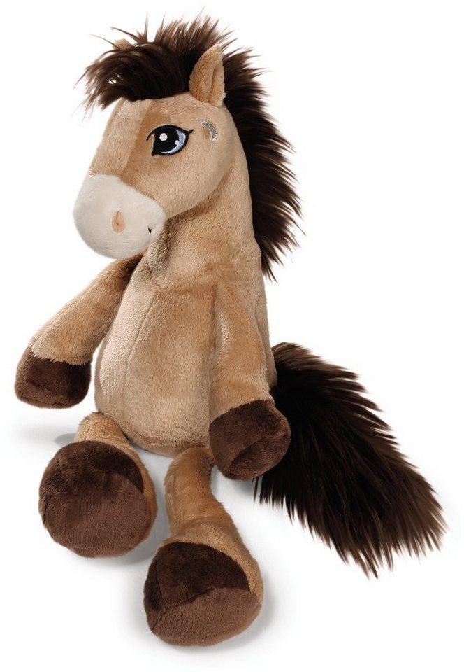 NICI Plüschtier Schlenker Pferd, 35 cm, »Moon« in braun