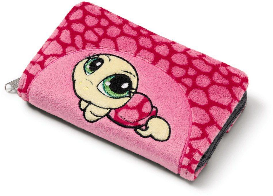 NICI Geldbeutel, »Sweethearts Schildkröte gelb« in pink/rosa