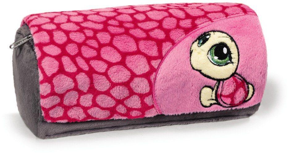 NICI Mäppchen, »Sweethearts Schildkröte pink« in pink/ rosa