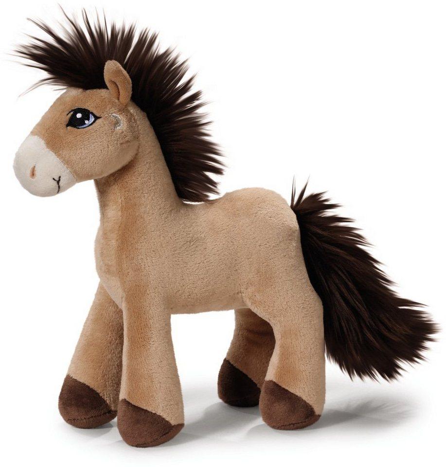 NICI Plüschtier Pferd stehend, 25 cm, »Soulmates Moon« in braun