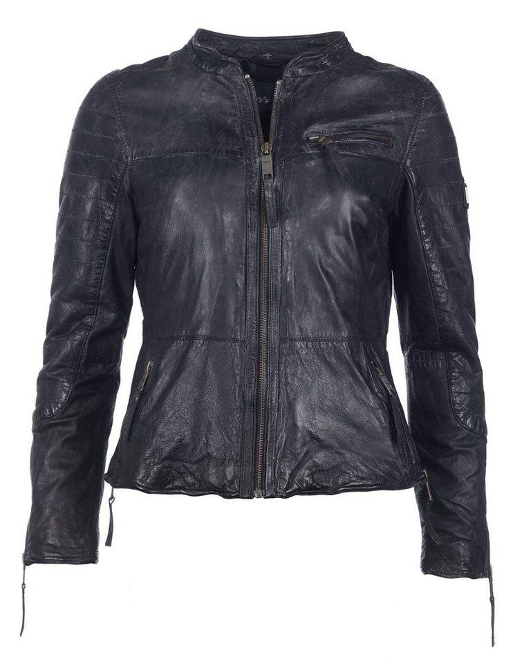 MAZE Lederjacke, Damen »Puri« in black