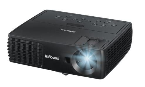 InFocus Beamer »IN1118HD«