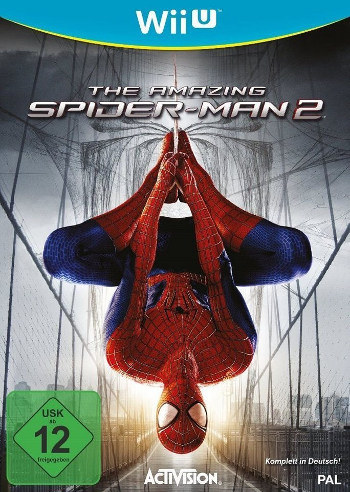 the amazing spider man spiel