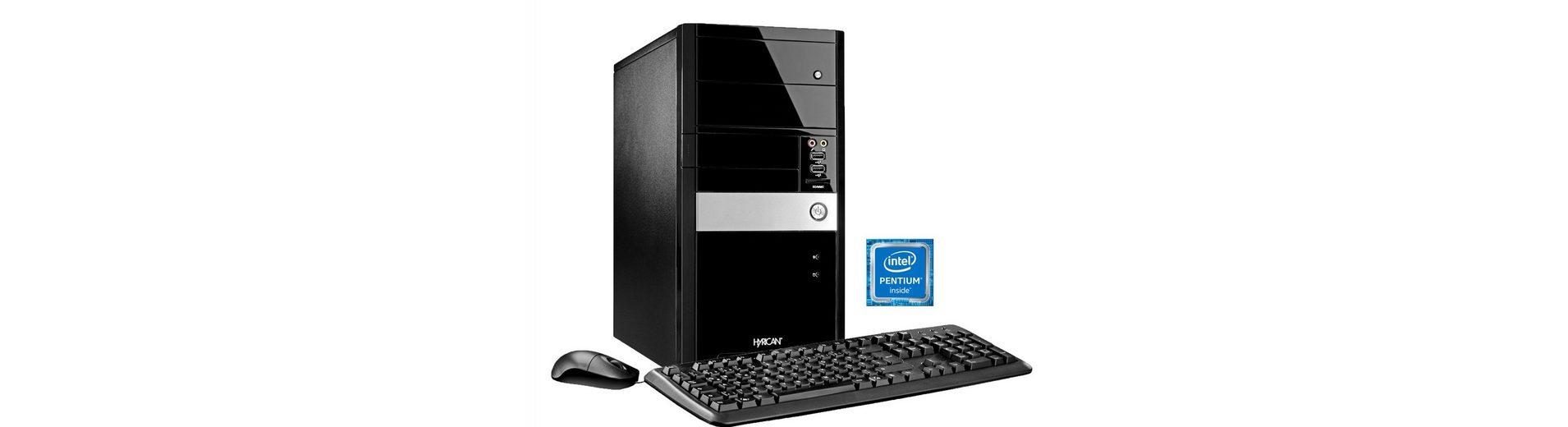 Hyrican PC Intel® Pentium® G4400, 16GB, 2TB, GT730 2GB, Windows 10 »Gigabyte Edition PC 5110«