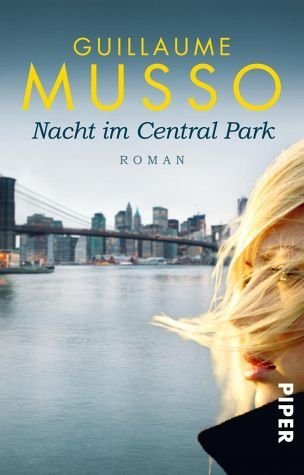 Broschiertes Buch »Nacht im Central Park«
