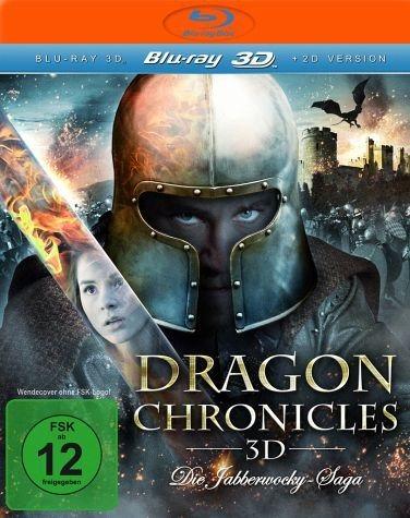 Blu-ray »Dragon Chronicles - Die Jabberwocky-Saga...«