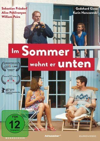 DVD »Im Sommer wohnt er unten«