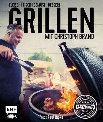 Gebundenes Buch »Grillen mit Christoph Brand«