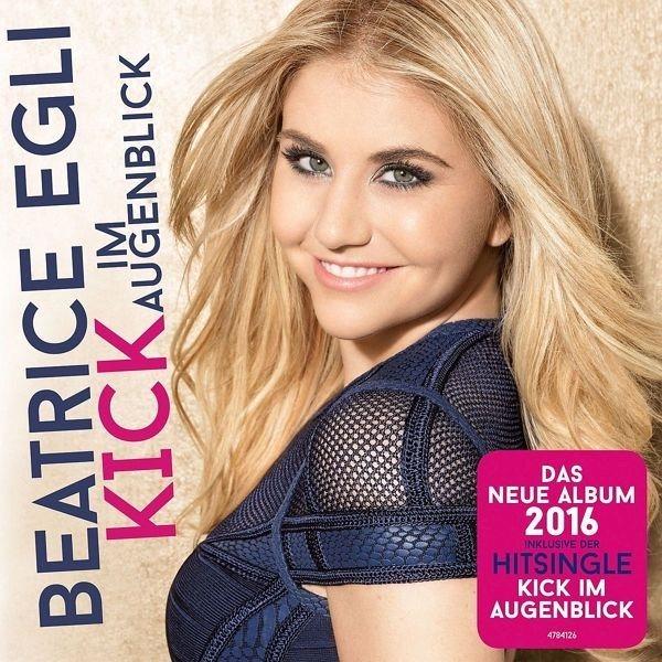 Audio CD »Beatrice Egli: Kick Im Augenblick (Audio-CD)«