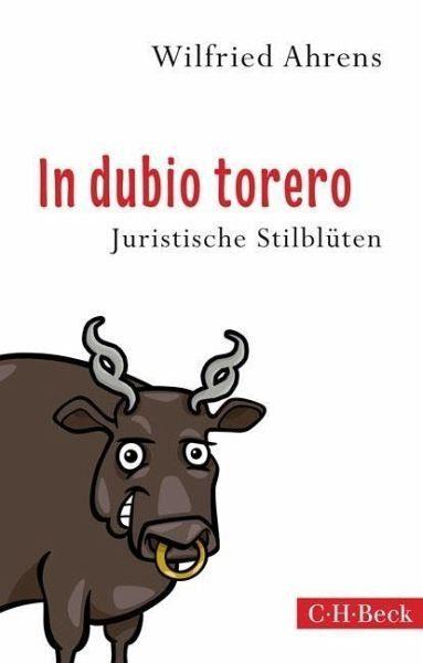 Broschiertes Buch »In dubio torero«