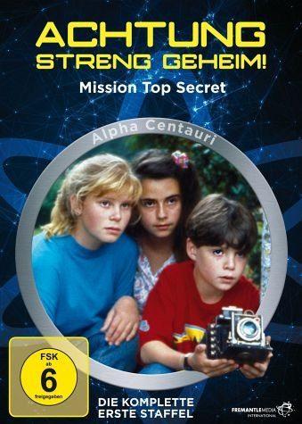 DVD »Achtung: Streng geheim! - Die komplette erste...«