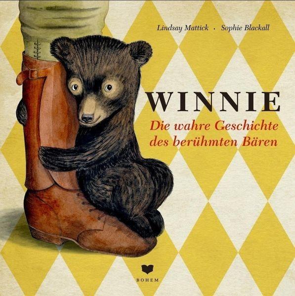 Buch mit Leinen-Einband »WINNIE«