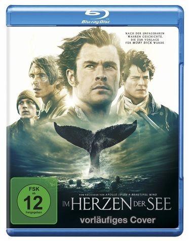 Blu-ray »Im Herzen der See«